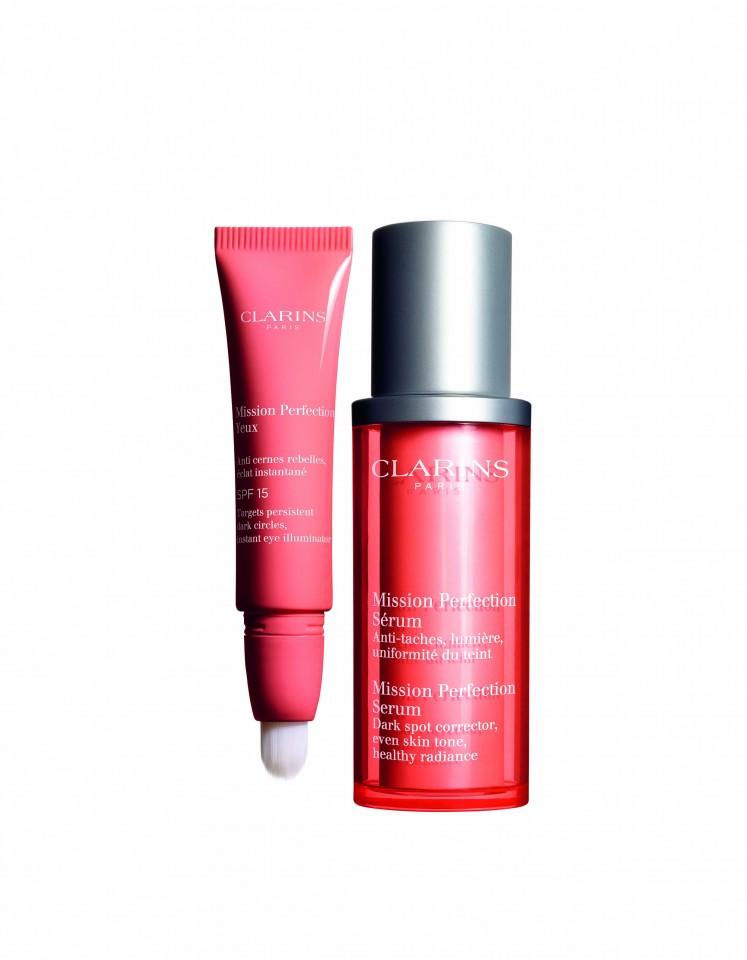 Clarins_Mission Perfection Yeux